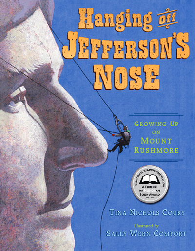 Hanging of Jefferson's Nose Book Cover